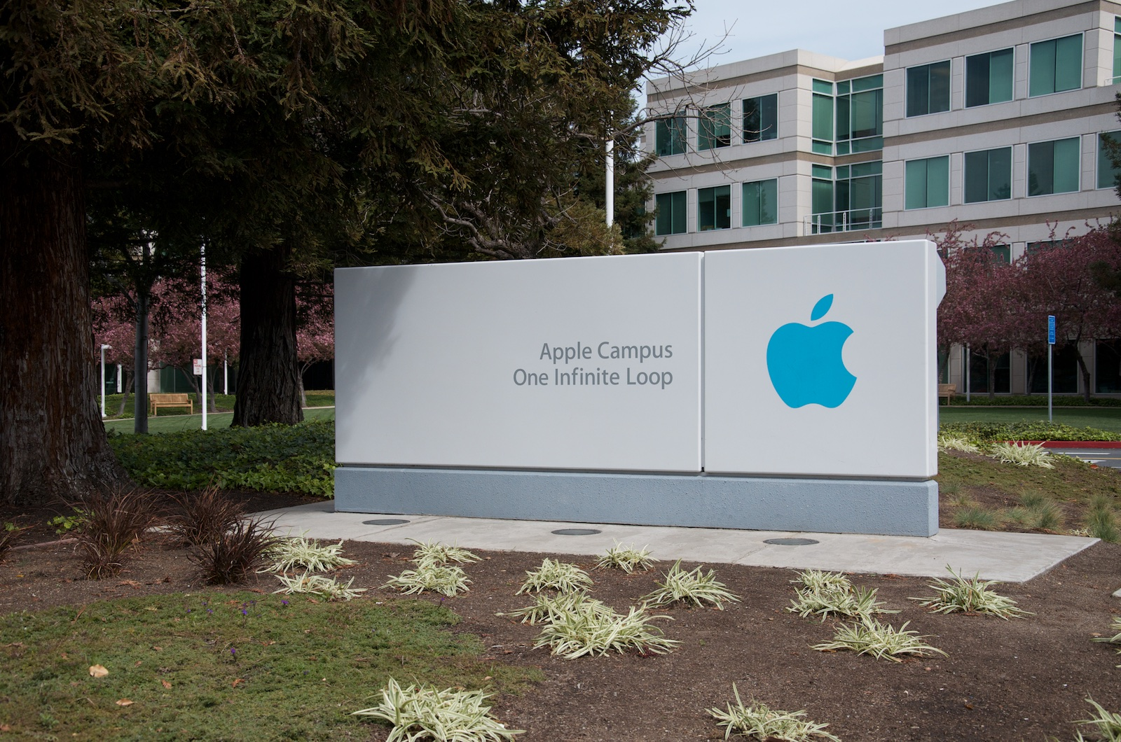 Apple - 1 Infinite Loop